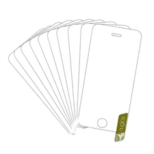 10 Pack Nuglas Tempered Glass Screen protector for iPhone 5